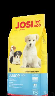 JosiDog Junior 18 Kg (Cachorros desde 2 meses)