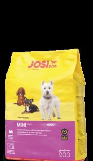 JosiDog Mini (adultos/razas pequeñas) Caja 5×900 gr