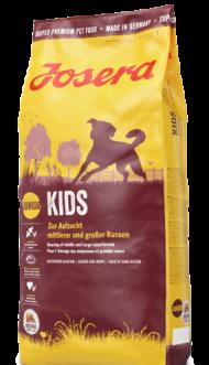 Josera Kids (Cachorros/razas medianas y grandes desde los 2 meses)
