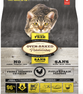OBT-(sin granos)-Pollo-para Gatitos (adultos) 2,27 Kg