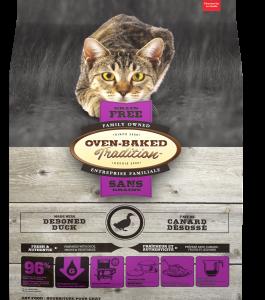 OBT-(sin granos)-Pato-para Gatitos (adultos) 2,27 Kg