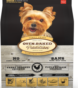 OBT Senior- (control del peso)  Pollo- para Perritos (razas pequeñas) 2,27 kg