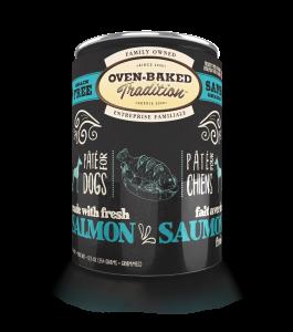 OBT-Salmon-Paté-para Perritos (adultos/todas las razas) 354 grs