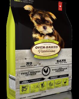 OBT – Puppy – Pollo- para Perritos (cachorros/razas pequeñas) 2,27 Kg