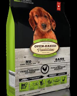 OBT -Puppy- Pollo- para Perritos (cachorros/todas las razas) 5,67 Kg
